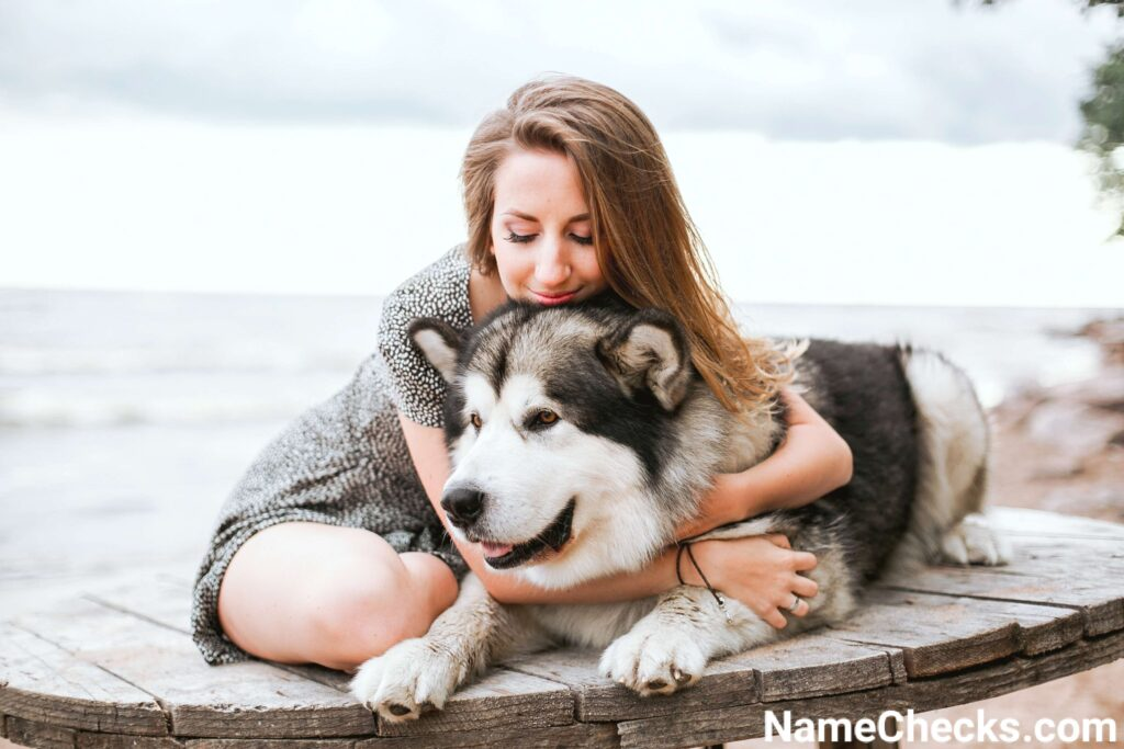 Dog Names with Meaning of Love