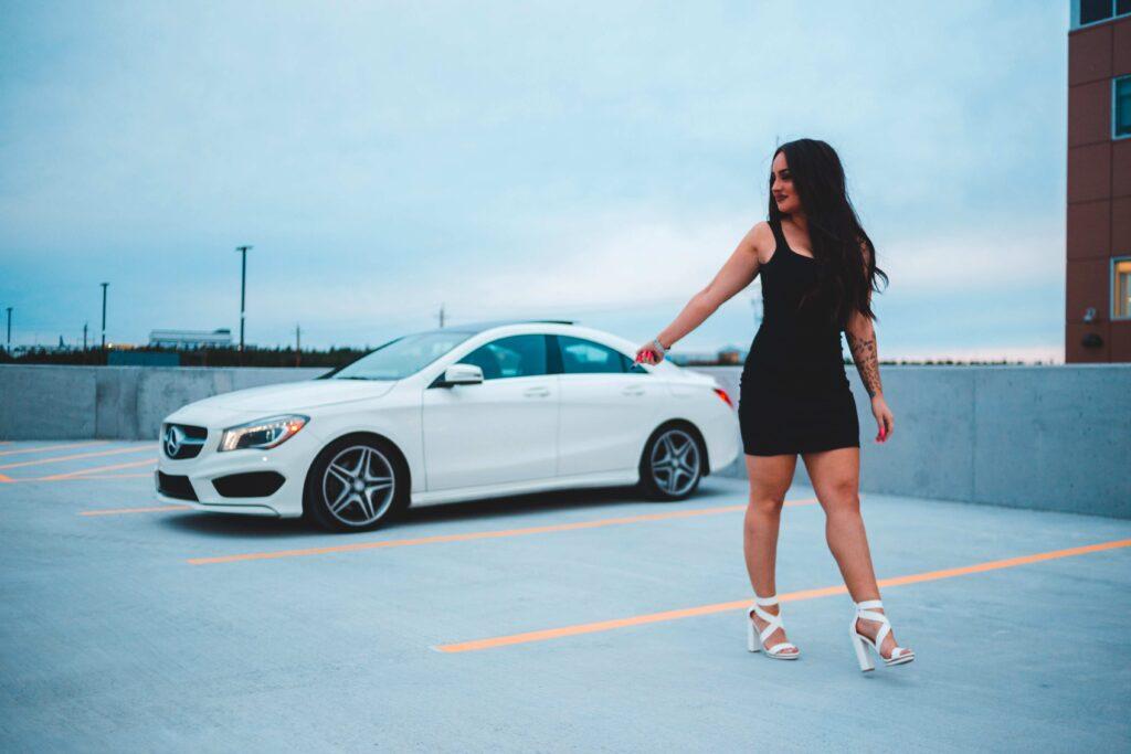 White Car Names Female